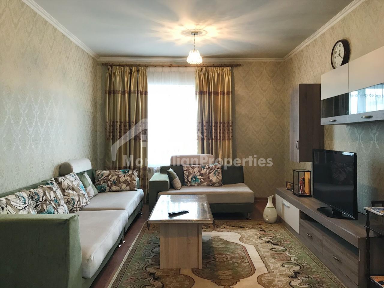FOR RENT: 1 bedroom apartment in Golomt khotkhon