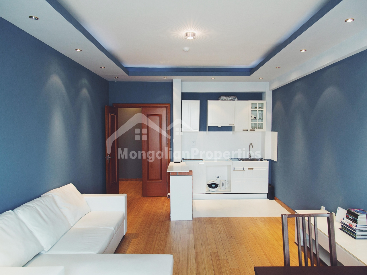 FOR RENT: Beautifully renovated 1 bedroom apartment in KH