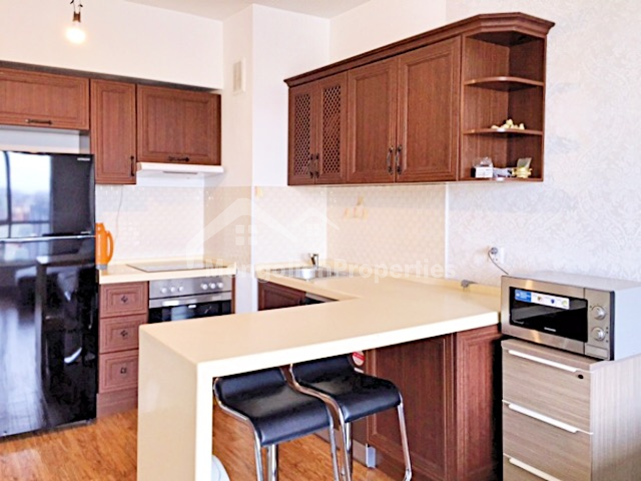 FOR RENT: 2 bedroom apartment in Parkside residence for reasonable price