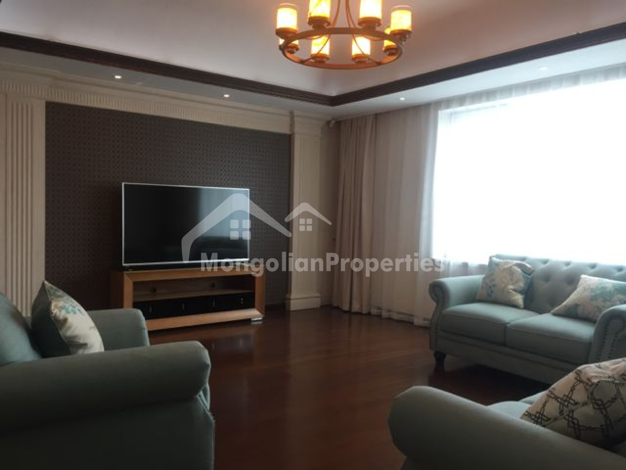 Furniture Village Investment fresh air, beautiful, spacious 2 bedroom apartment is for rent in