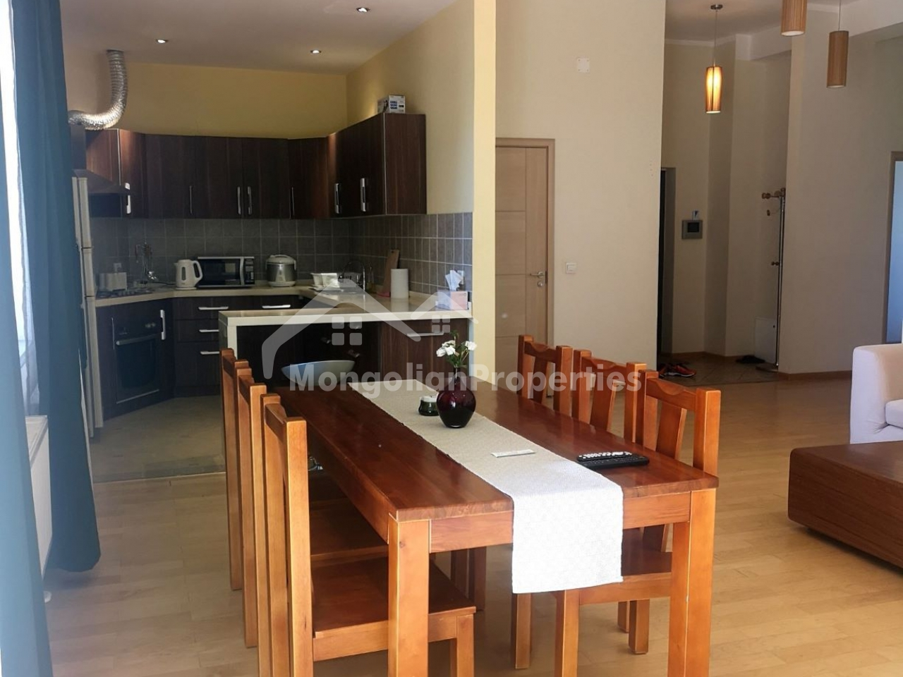 3 bedroom apartment for rent in Regency Residence, in Embassy area
