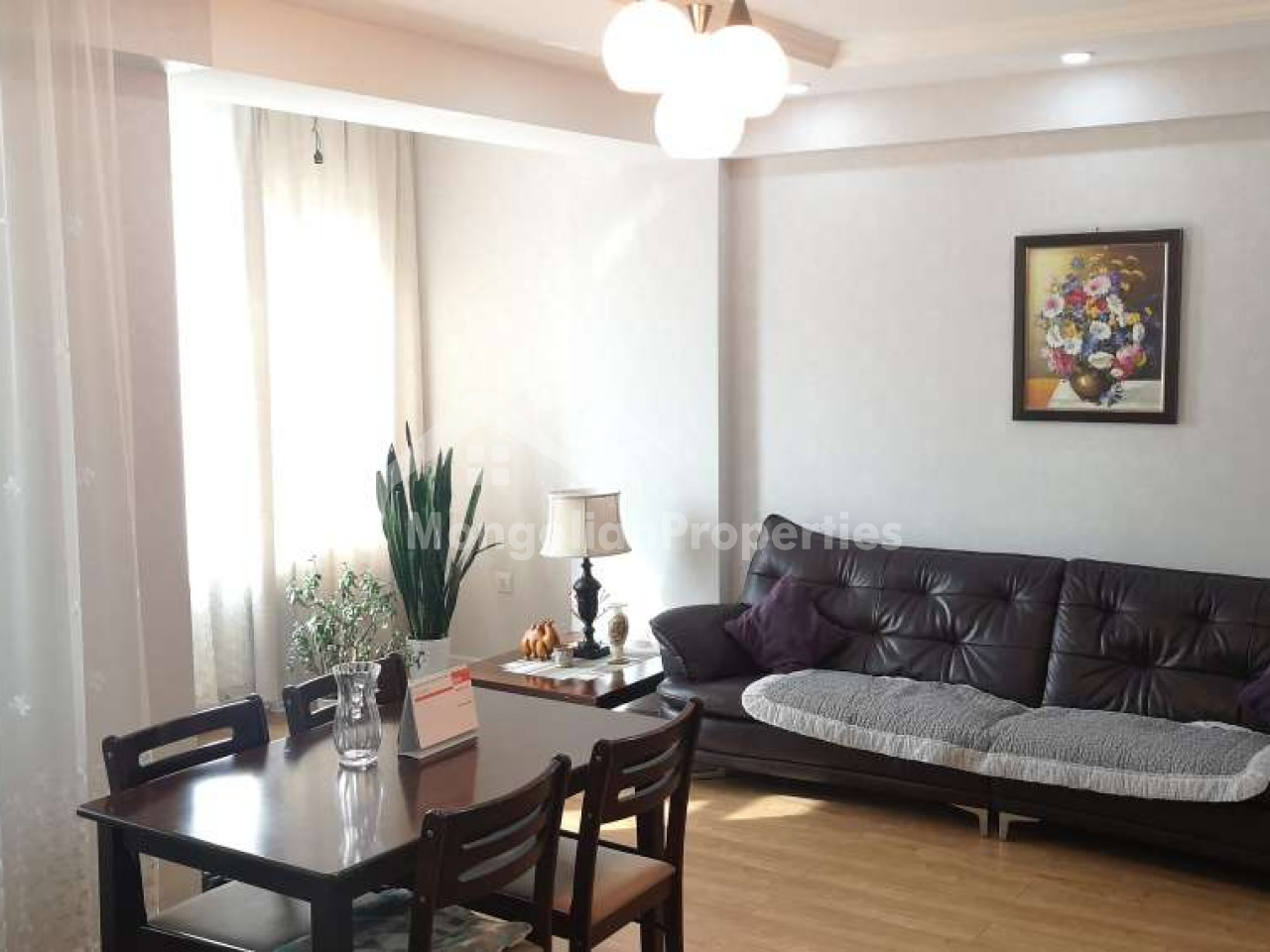 For Rent:One bedroom apartment in Khan-Uul district