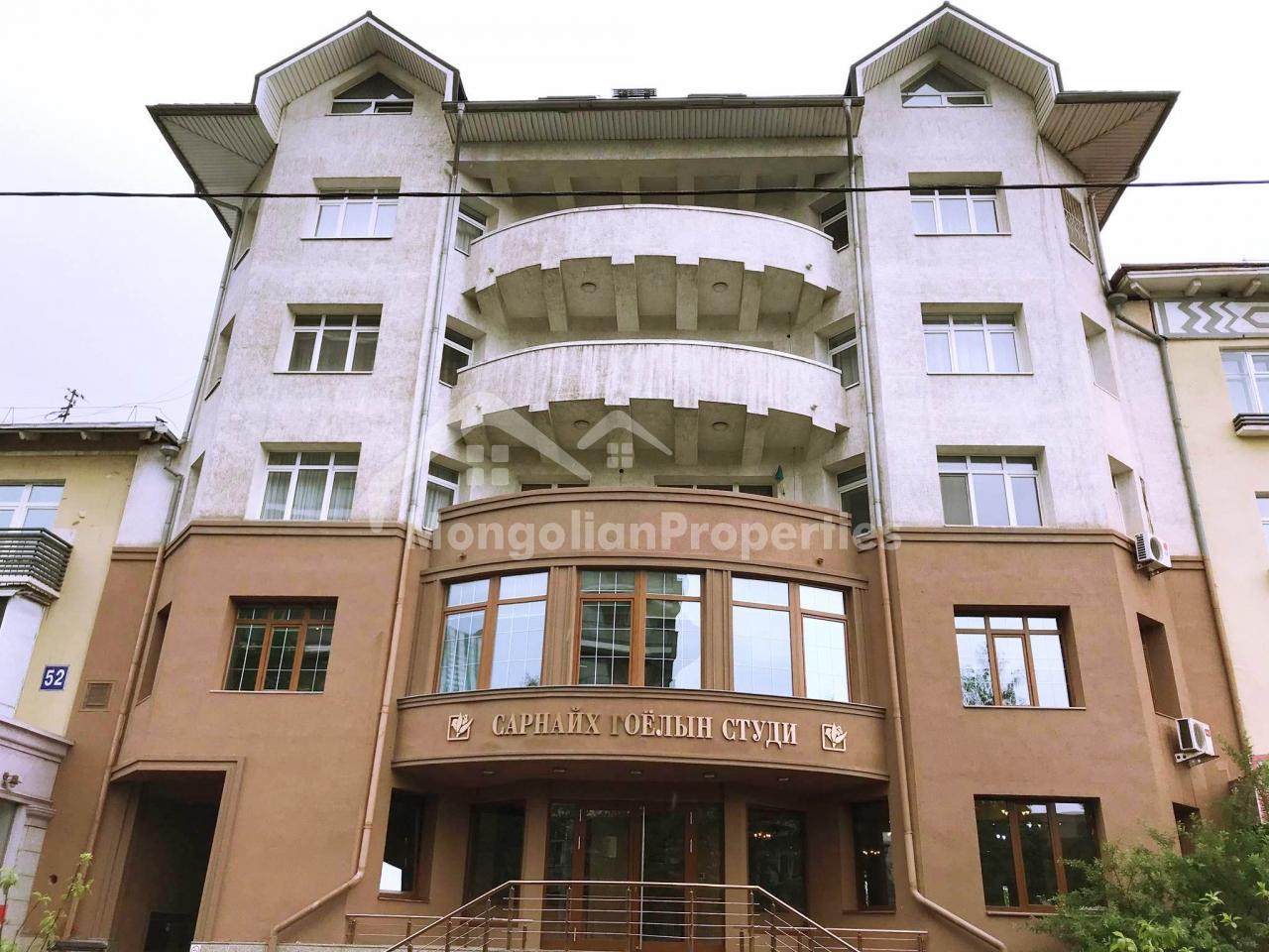 Орос Элчингийн баруун талд Duplex 4-өрөө худалдана