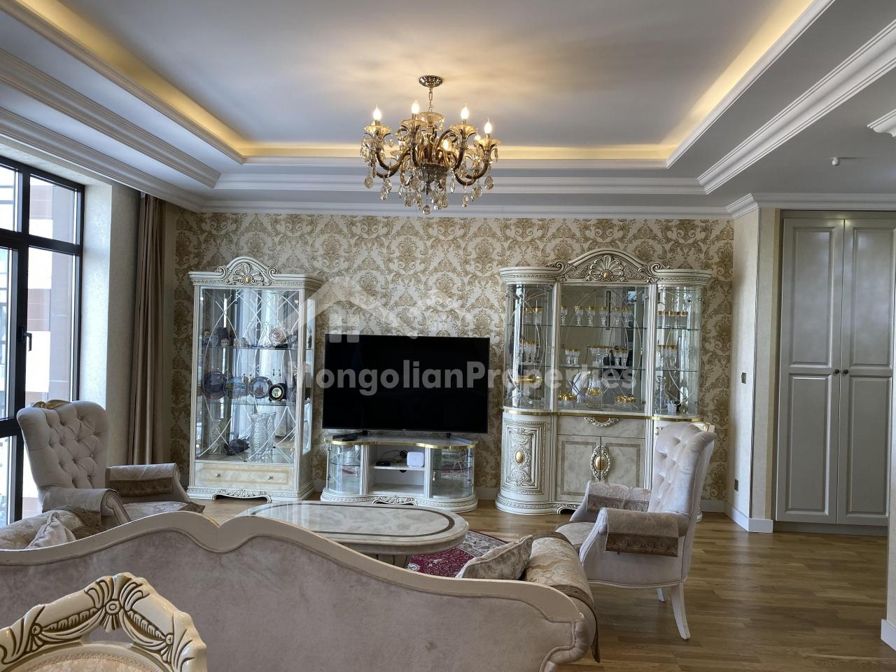 FOR SALE: 220к Резиденст 4 өрөө тохилог орон сууц худалдана