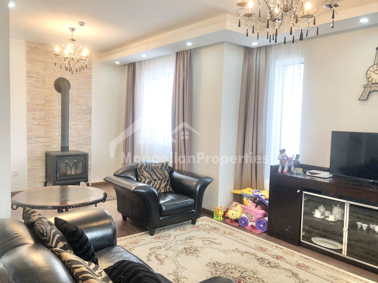 Gorgeous 3 bedroom townhouse for rent at Khadat Villa 1