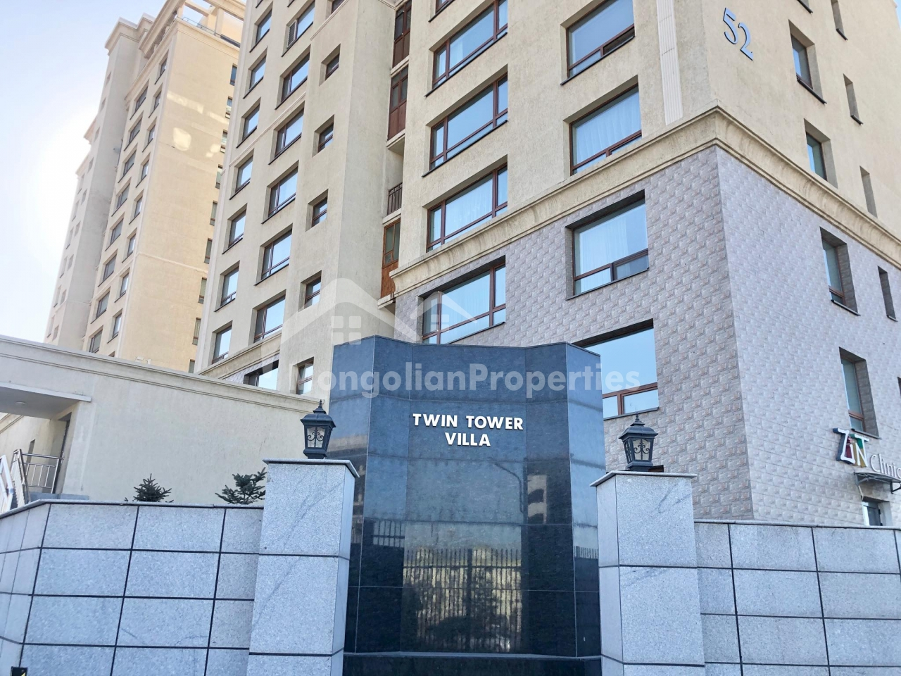 4 bedroom apartment Тwin Tower Luxury Villa at Yarmag British School