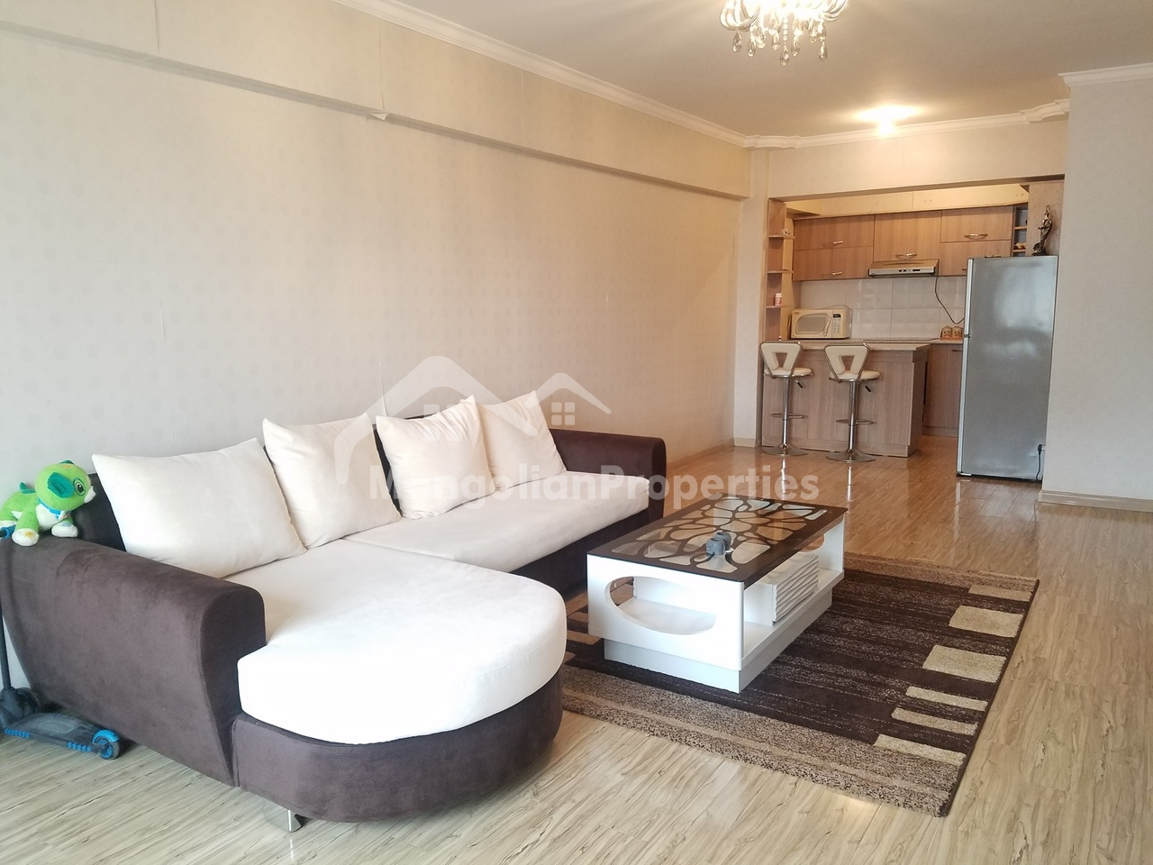AMAZING LOCATION IN THE CENTER  OF THE CITY! 1 BEDROOM  AT NOMUN APARTMENTS