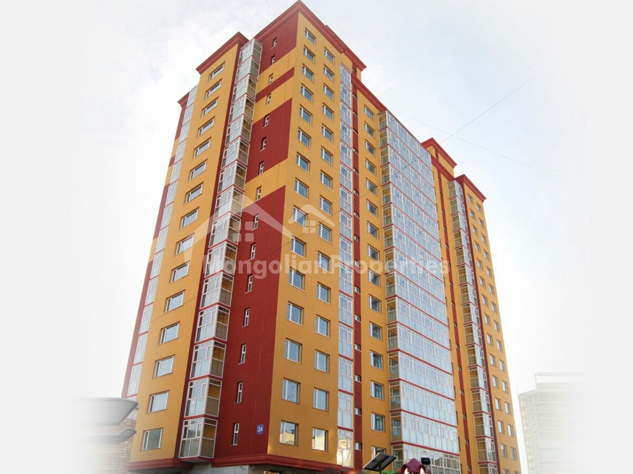 FOR RENT: COSY 1 BEDROOM AT BUTI TOWER