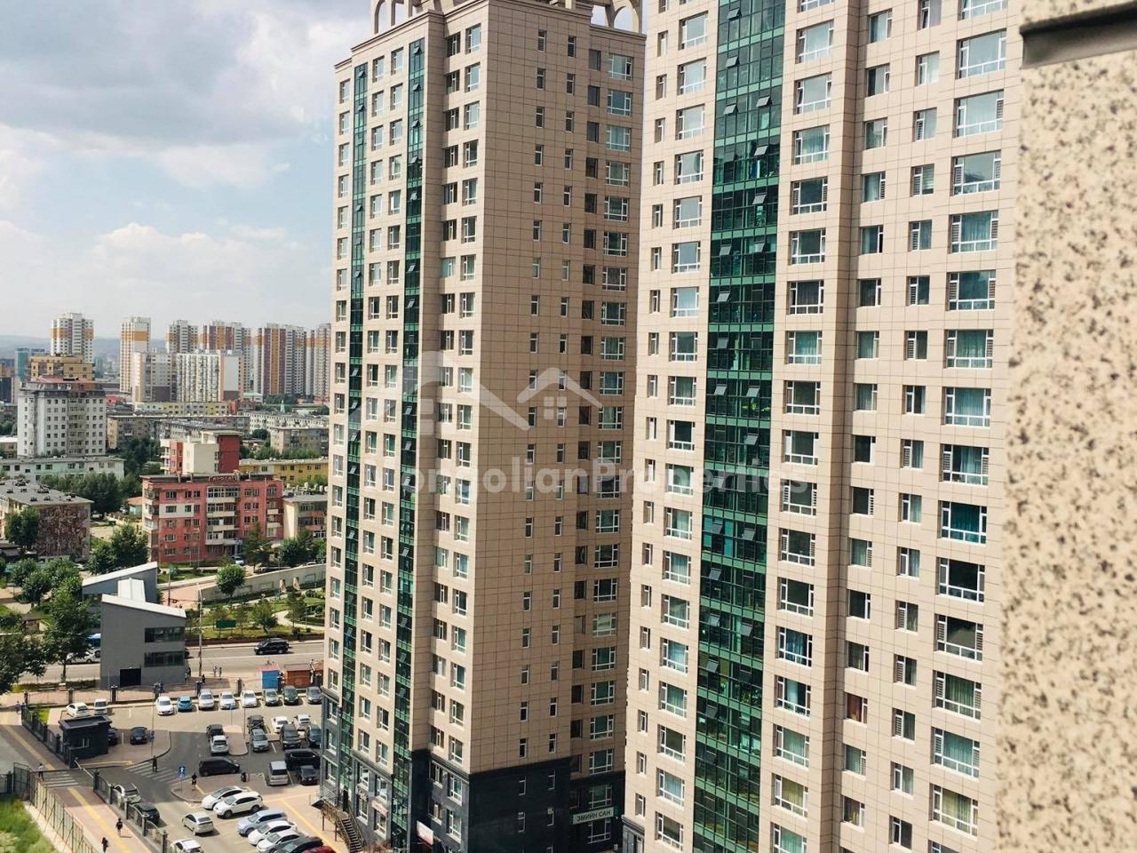 1 bedroom apartment in Tsengeldeh town next to the Naadam center