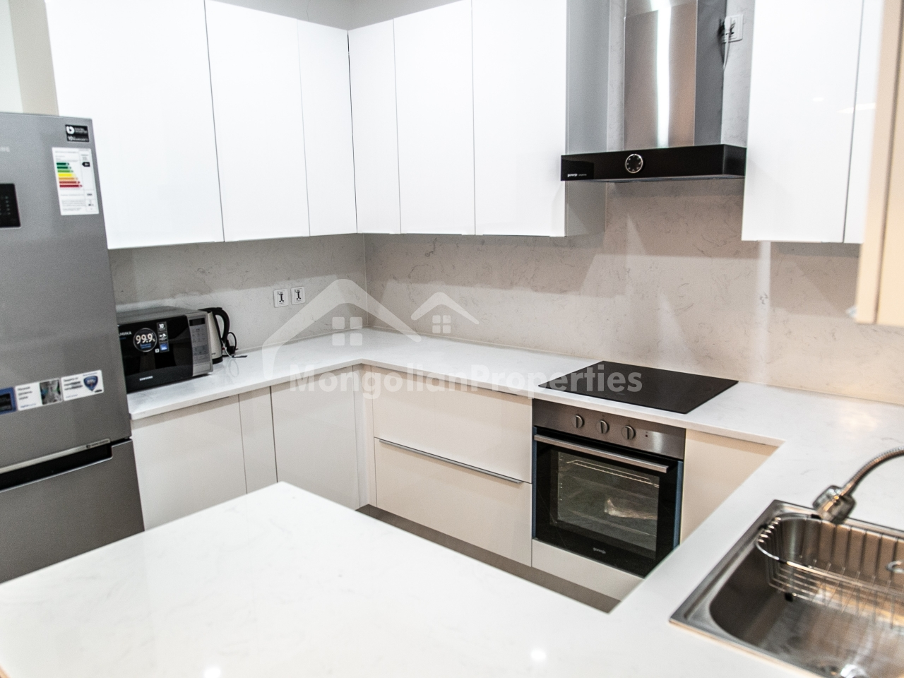 Beautiful 2 bedroom apartment is for rent at the Olympic Residence