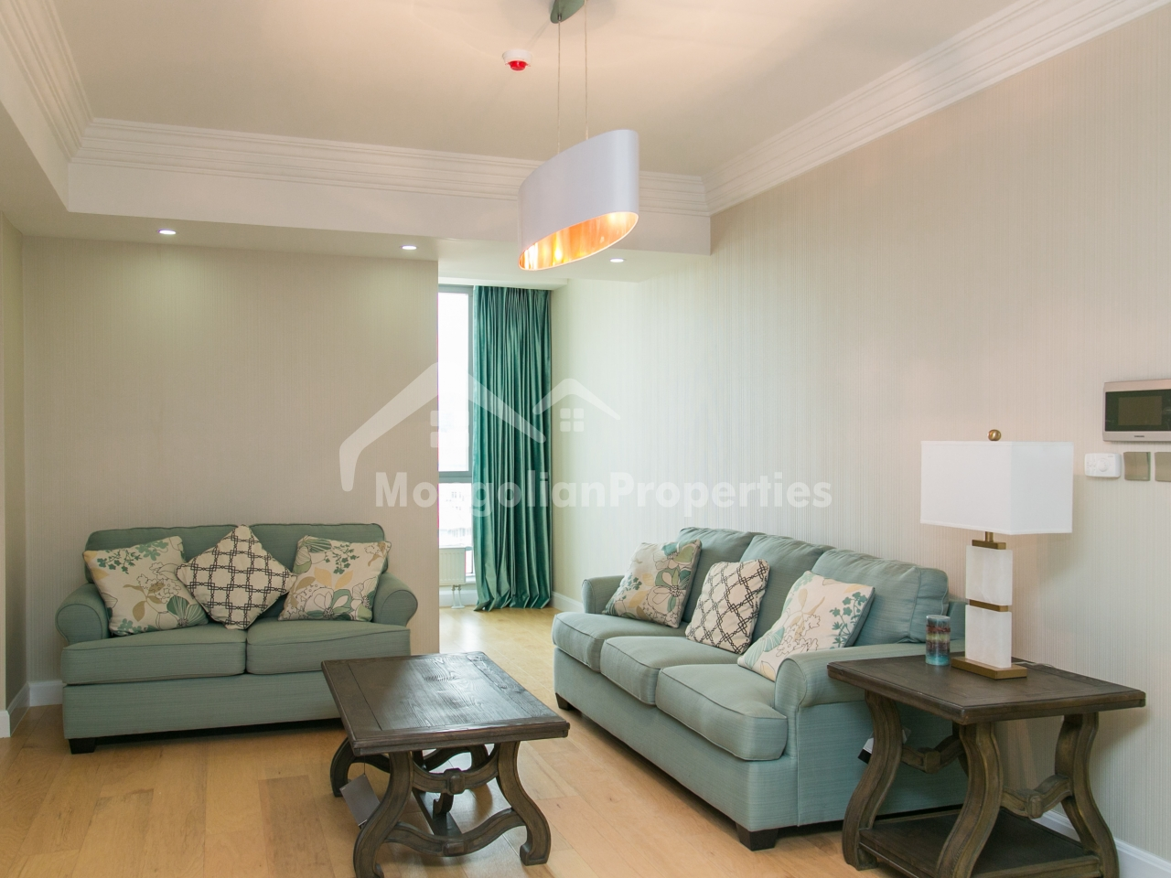 Beautiful, Brand new 2 bedroom apartment is for sale at the Olympic Residence