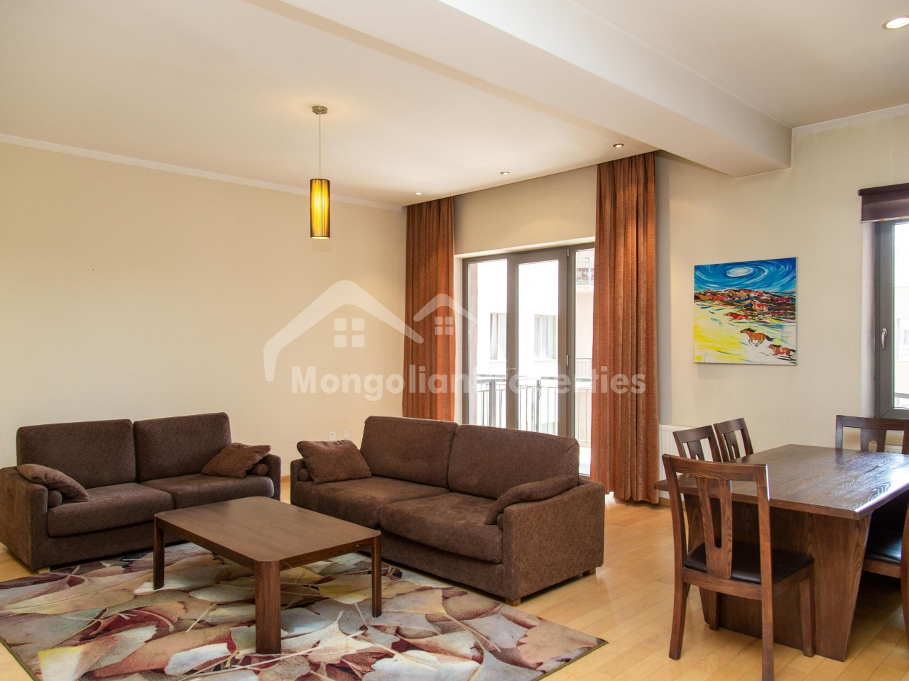 FOR rent: 2 bedroom apartment at Regency Residence
