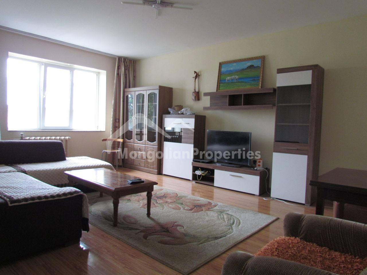 3-bedroom APARTMENT IS FOR RENT IN seoul street, downtown.