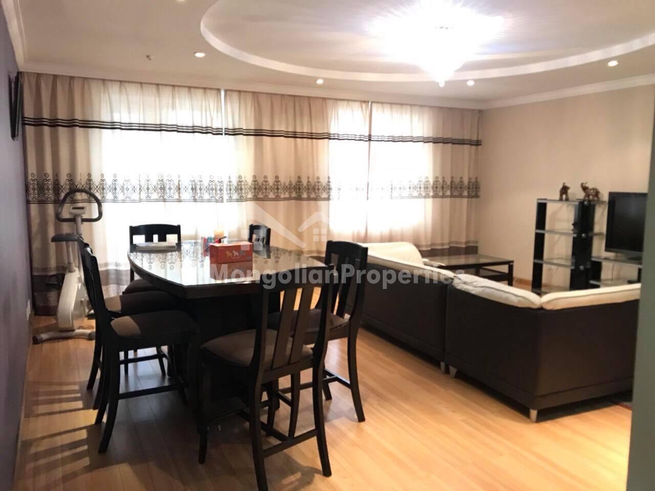 2 BEDROOM APARTMENT FOR RENT IN JARGALAN TOWN
