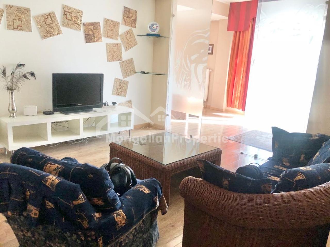 2 bedroom apartment is for rent at behind Mungun Zaviya