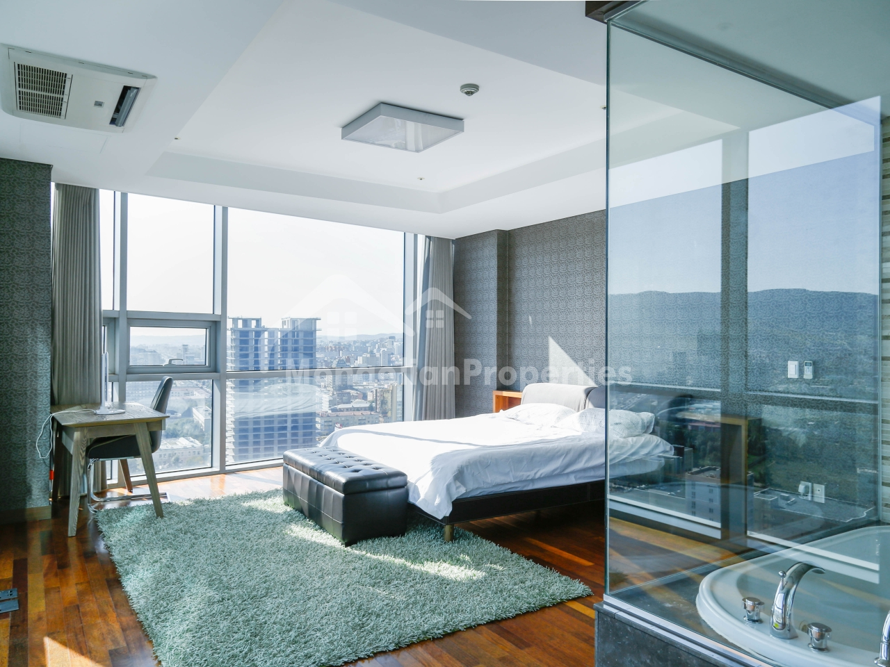 Rent: Luxury 2 bedrooms apartment at Blue Sky Tower   Mongolian ...