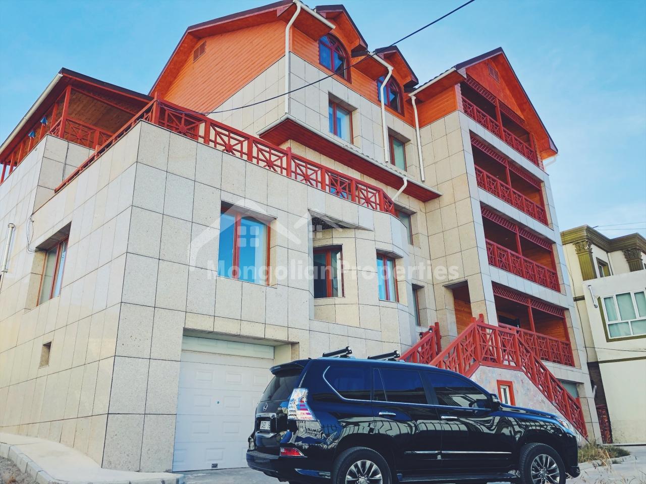 FOR SALE: Townhouse in Enkhjin / Zaisan Area