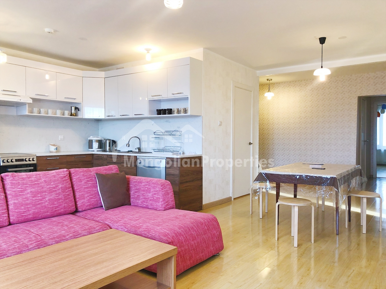 FOR RENT: Spacious 3 bedroom at UBtown / Seoul street / State Dept.