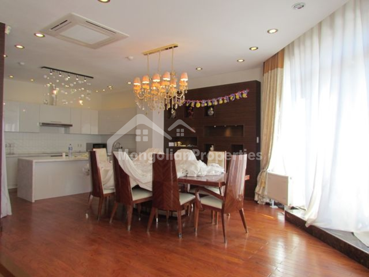 Breathtaking View, Big terrace, Spacious penthouse is for rent at Regency Residence