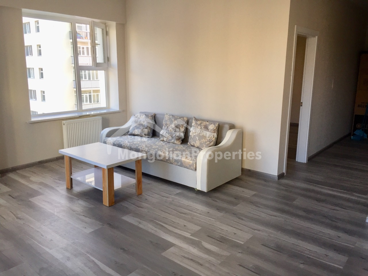 FOR RENT: VERY NEW, COZY 1 BEDROOM APARTMENT IN EMBASSY AREA