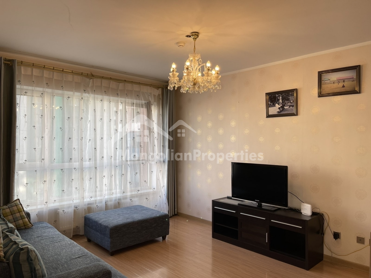 FOR RENT : 2 bedroom apartment at Nalrah Urguu