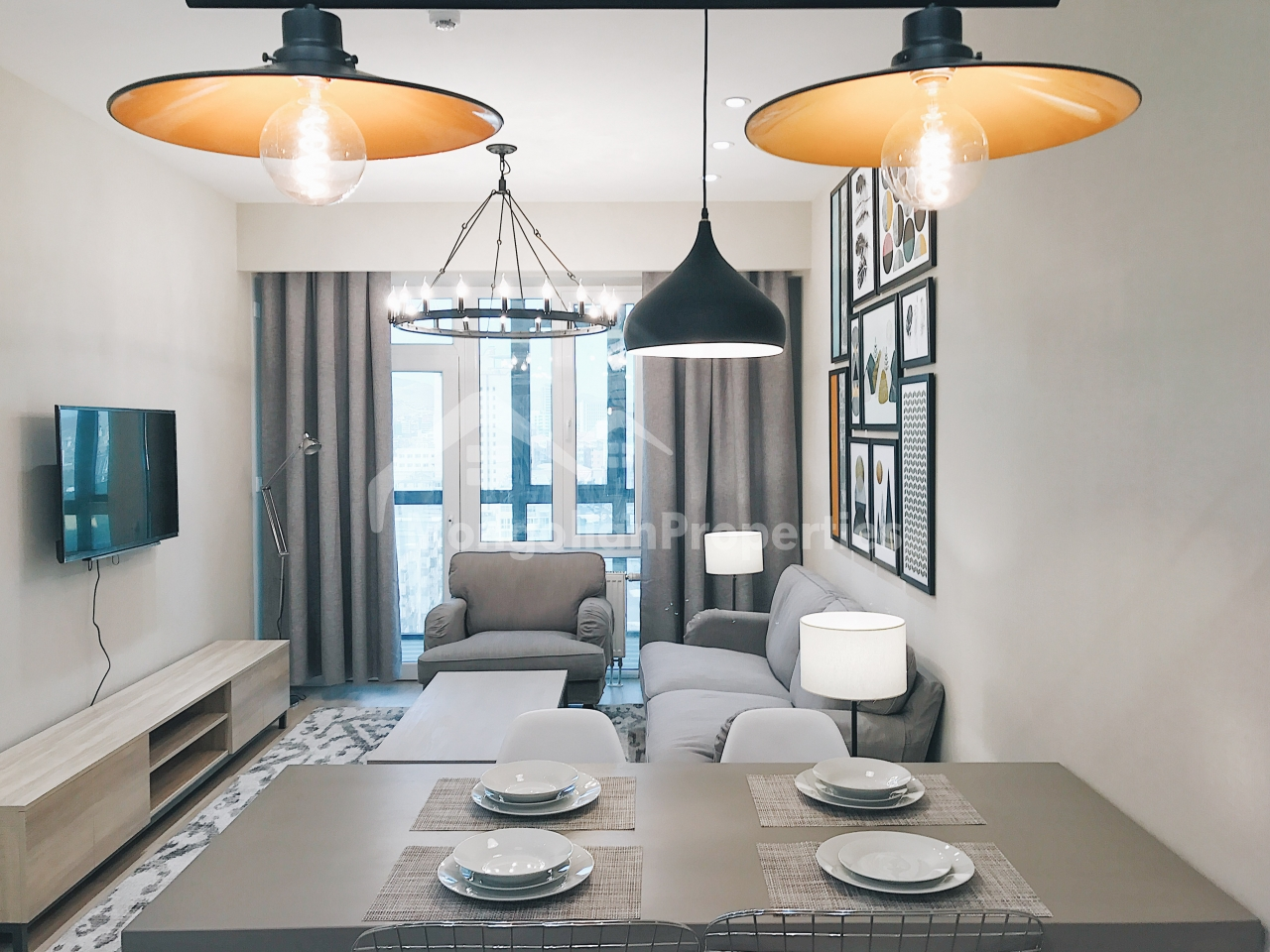 FOR RENT: Modern 1 bedroom apartment at UB Central ...