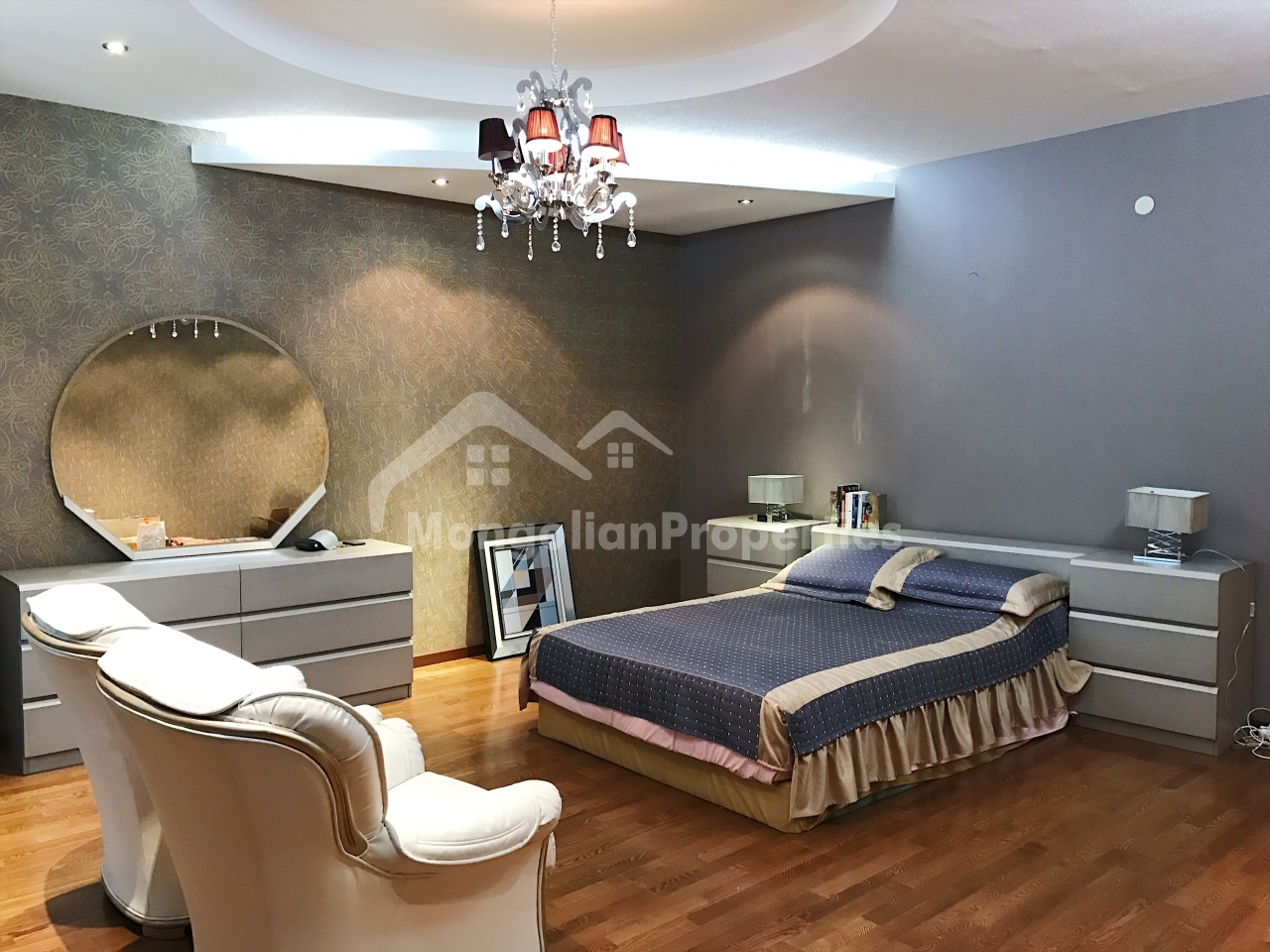 FOR RENT: 2 bedroom 1 office room 3 bathroom apartment right next to ...