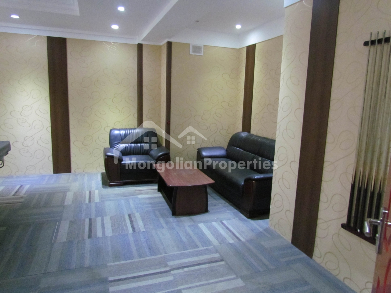For Sale In Zaisan snooker billiard place for sale
