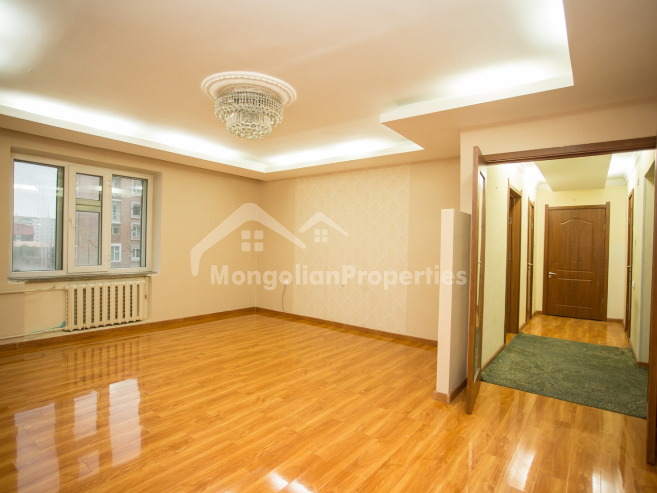 PERFECT LOCATION, BEAUTIFULLY RENOVATED 2 BEDROOM APARTMENT IS FOR RENT NEXT TO THE STATE DEPARTMENT STORE