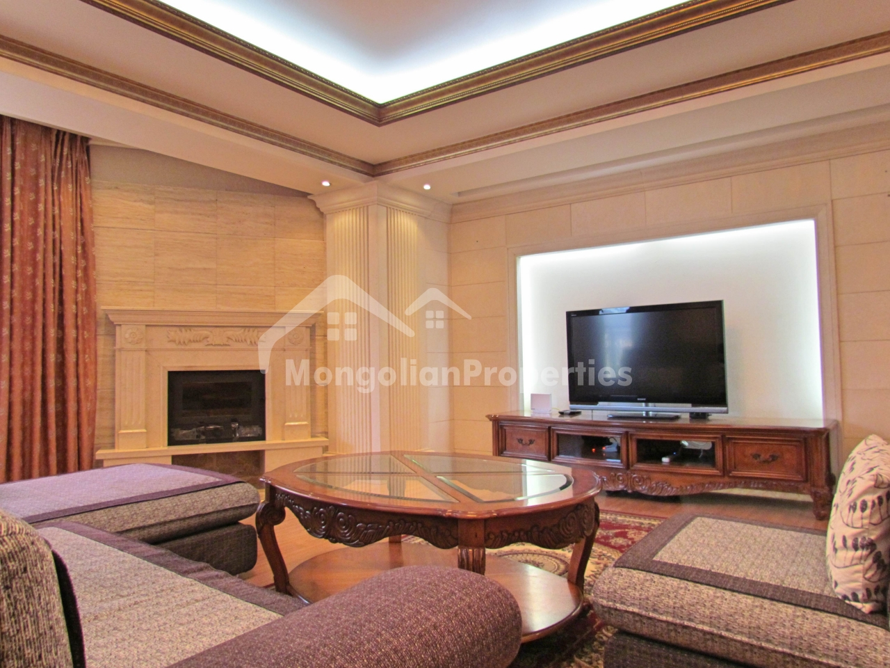 FOR RENT: SPACIOUS 3 BEDROOM APARTMENT IS FOR RENT AT THE SEOUL ROYAL COUNTY