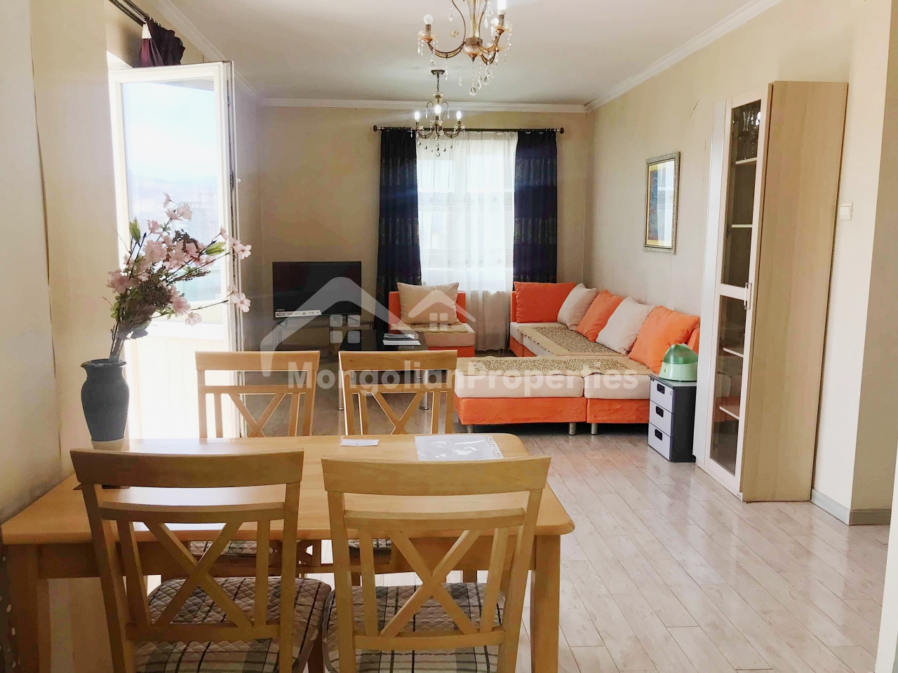 FOR RENT: Specious 1 bedroom at Golomt tower