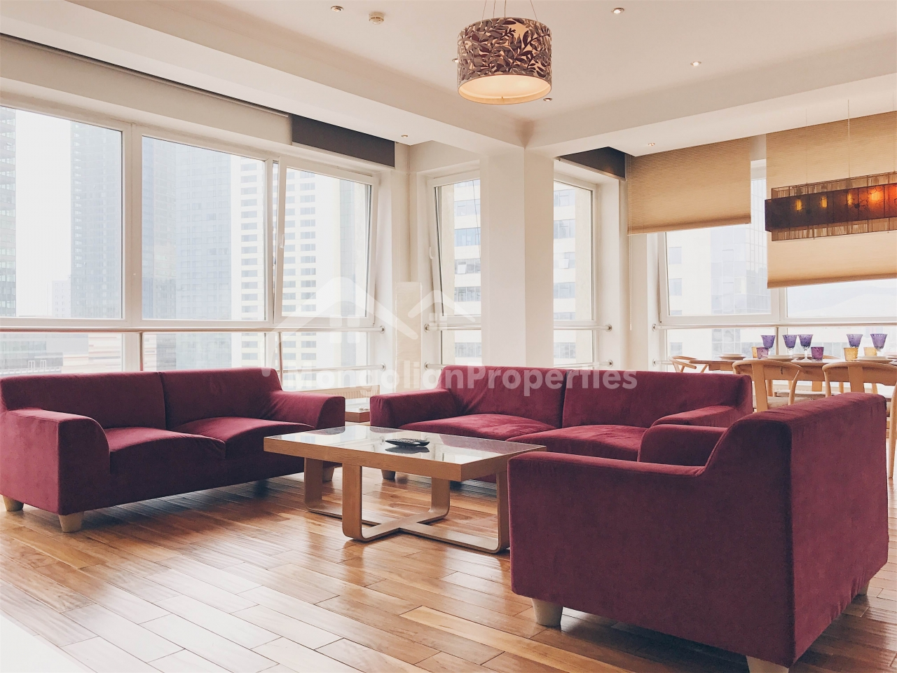 FOR RENT: SPACIOUS, COZY 2 BEDROOM APARTMENT AT TEMPLE VIEW RESIDENCE / DOWNTOWN