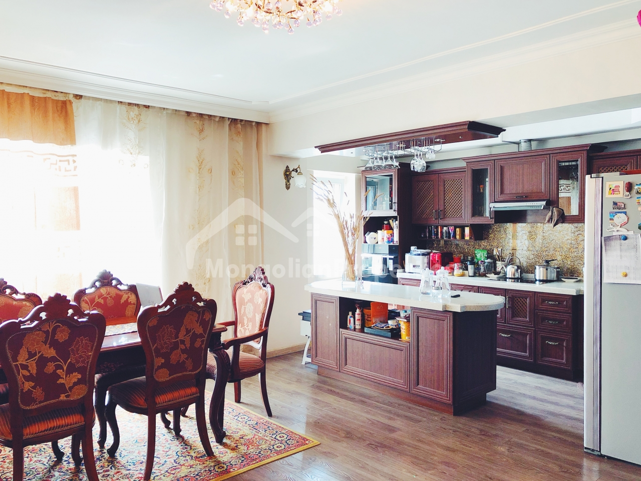 Comfortable 2 bedroom apartment is for rent at One Residence, Near Shangrila