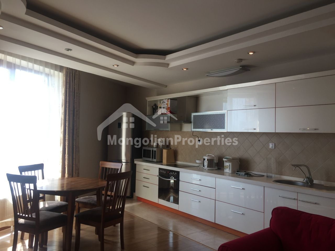 Rented 2 bedroom apartment is for sale just next to the Main Square!