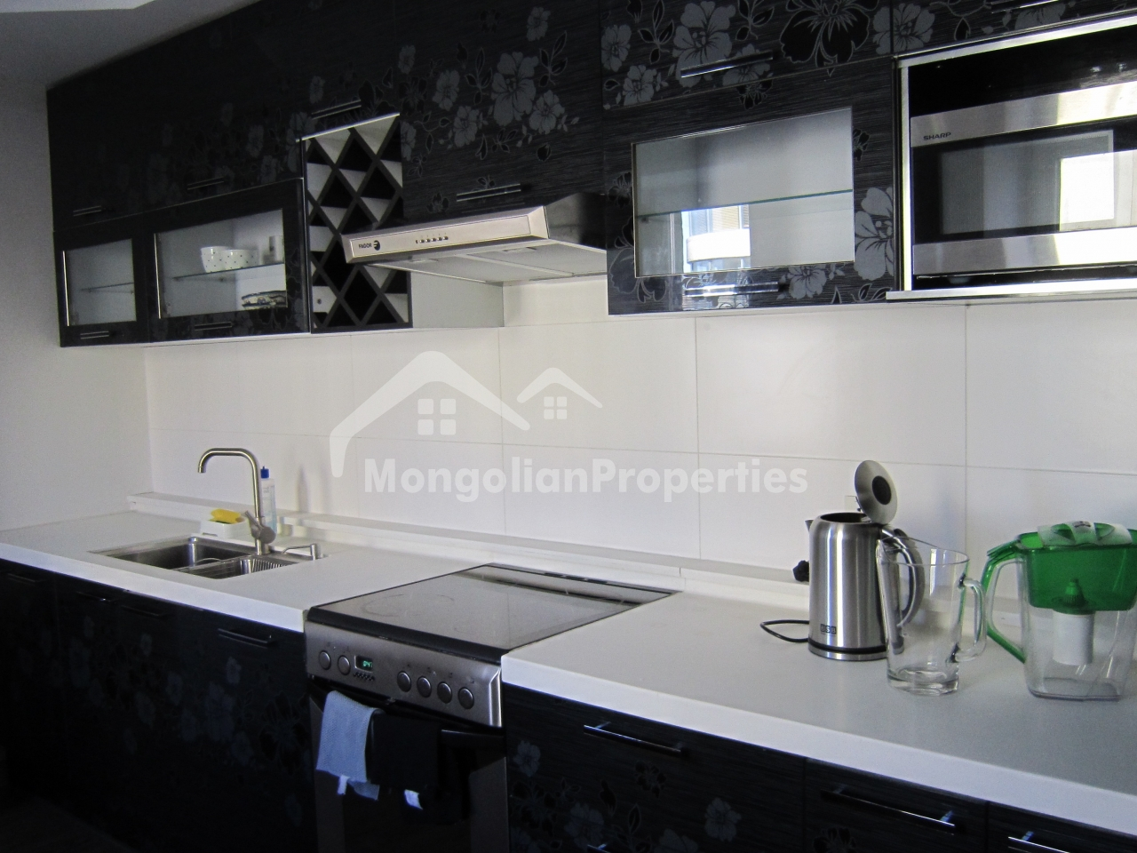 FOR RENT: ONE RESIDENCE, COZY ONE BEDROOM APARTMENT IN EMBASSY AREA