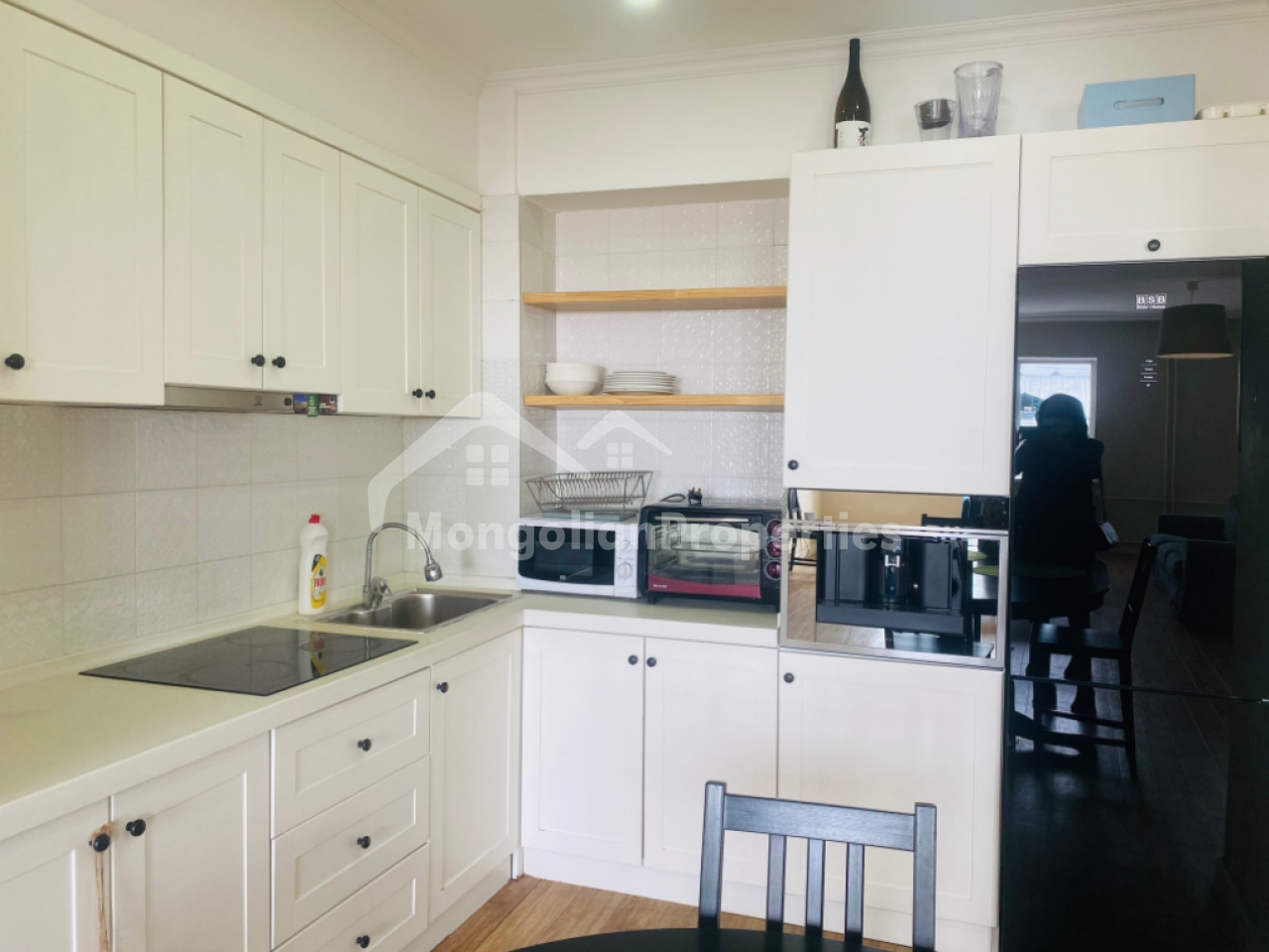 Perfect location! Renovated 2 bedroom apartment is for rent just front of the SDS