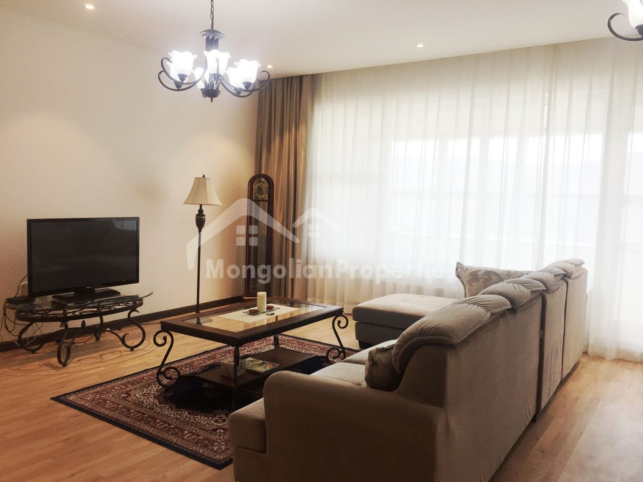 Amazing View, Modern, Brand new 2 bedroom apartment is for rent in Romana Residence