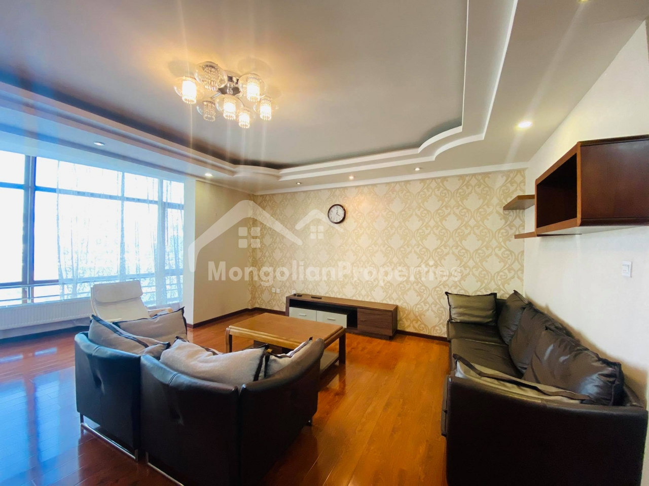 Perfect location, Spacious 2 bedroom apartment is for rent at Elite tower