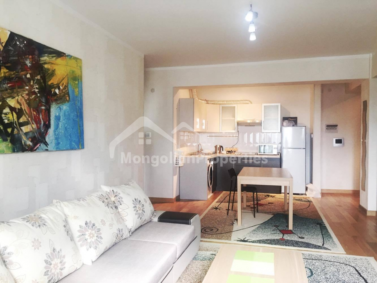 Near Shangrila, Cozy 1 bedroom apartment with brand new furniture