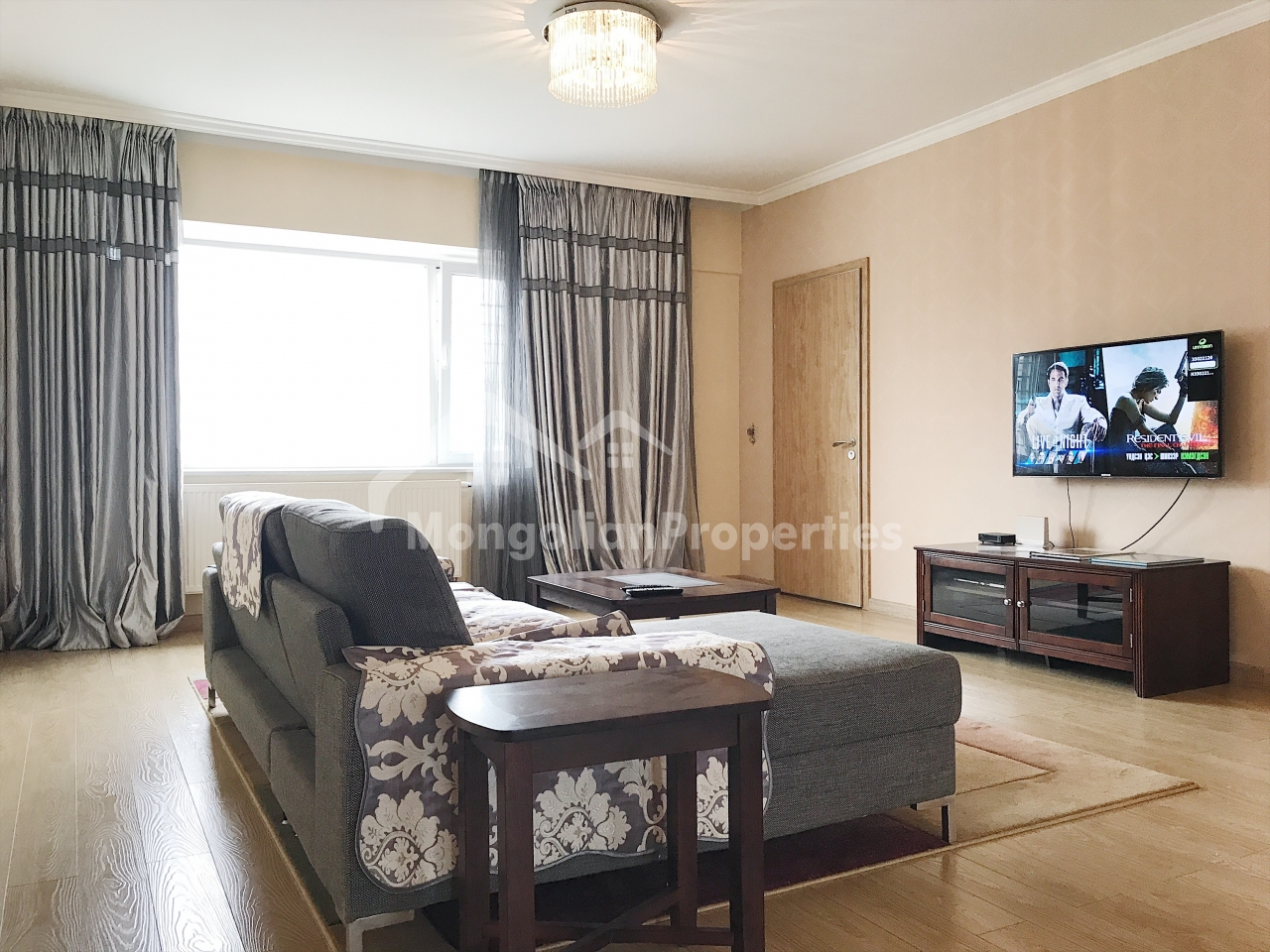 Beautiful 4 bedroom apartments is for rent at One Residence, near Shangrila hotel