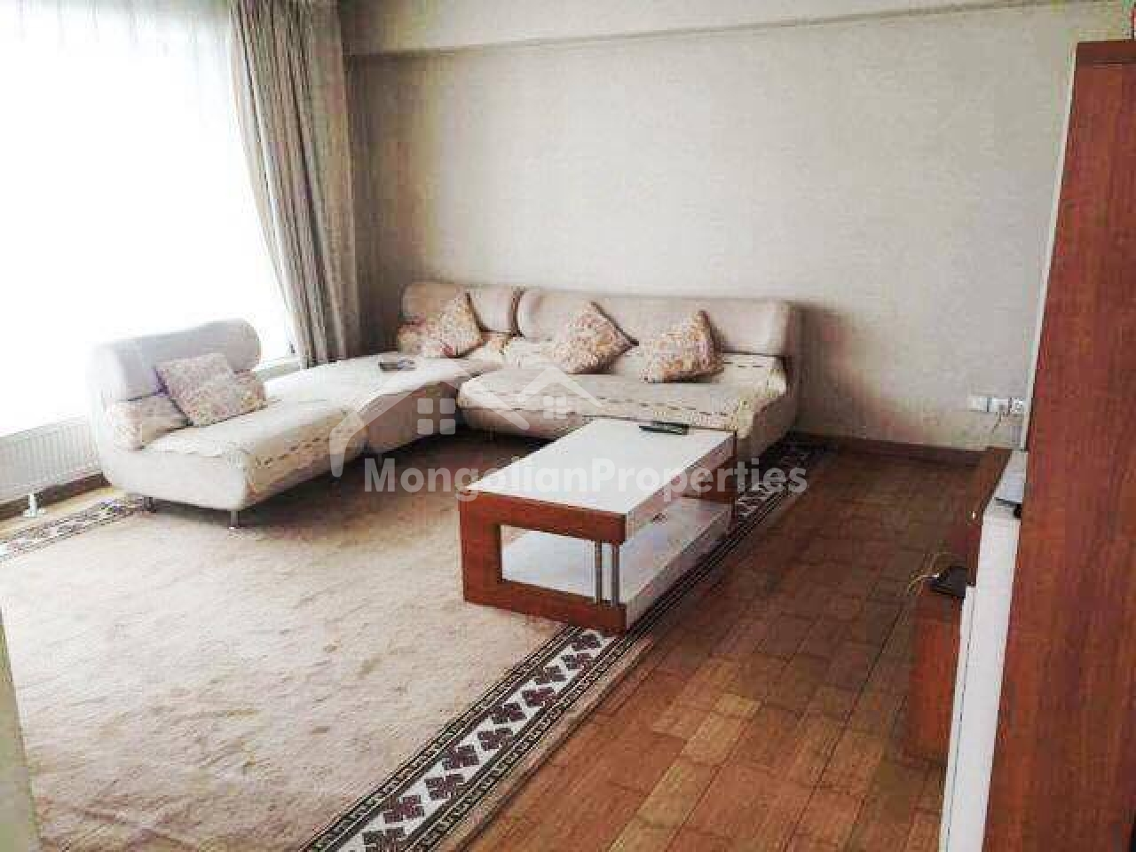 Comfortable 2 bedroom is for rent next to the State Department Store