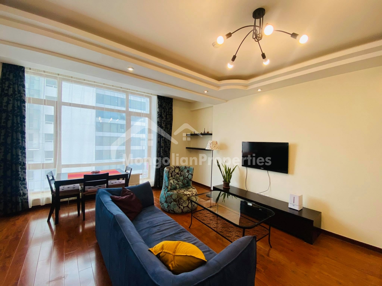 Perfect location! Clean 2 bedroom apartment is for rent at the Elite tower