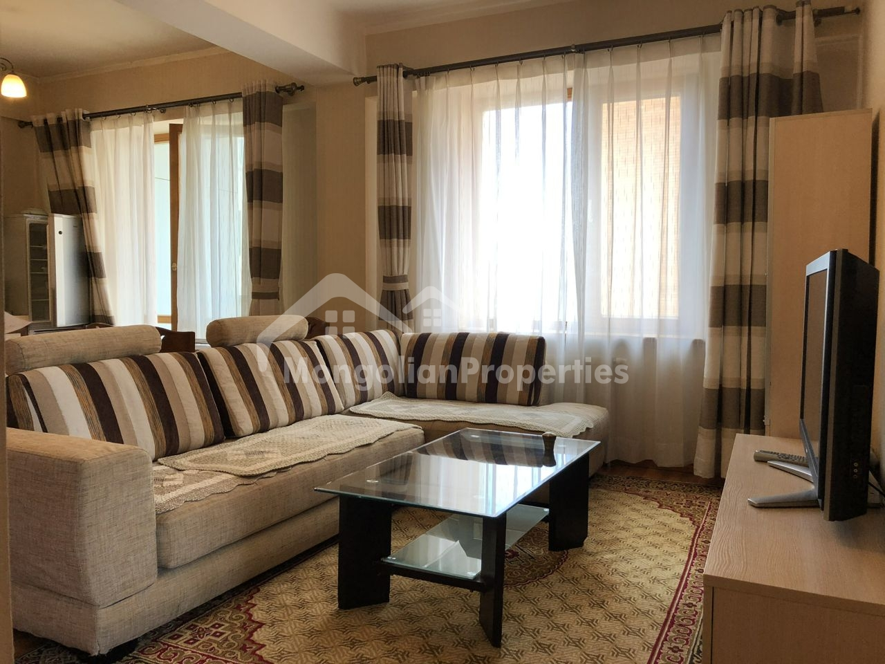 Cozy 2 bedroom apartment is for rent near UN house
