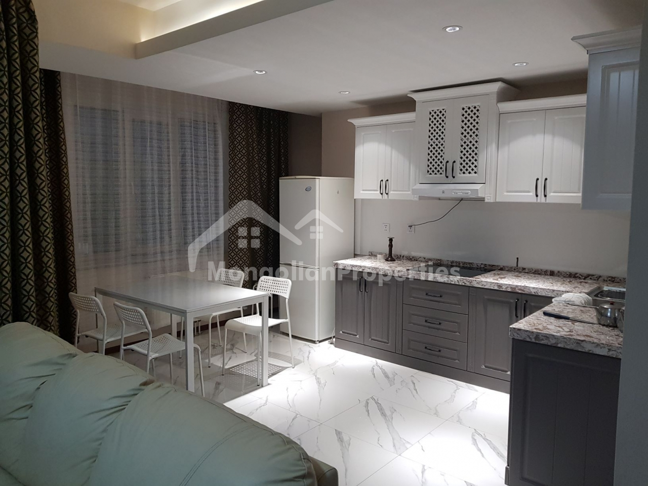 For rent: Clean 2 bedroom apartment is for rent near State Department Store