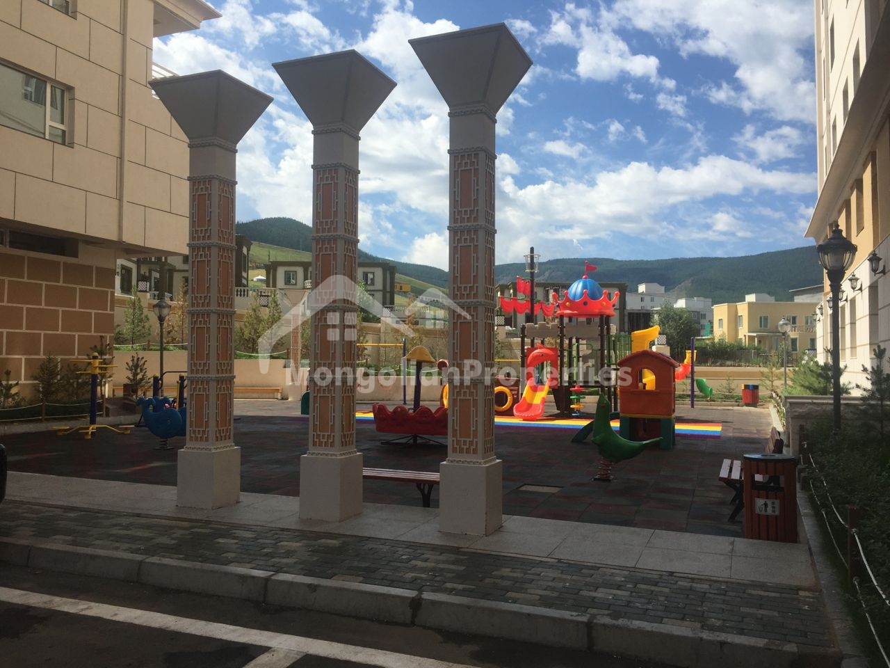 Fresh Air! Brand new 2 bedroom apartment is for rent in Enkhjin Complex