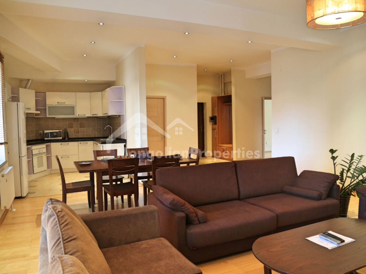 Cozy 3 bedroom apartment is for rent at the Regency Residence