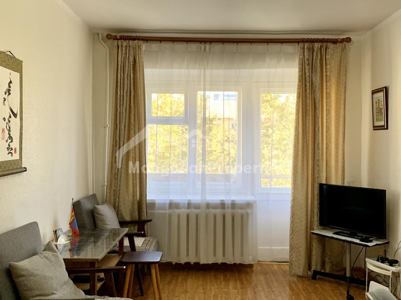For rent: Fully furnished, 1 bedroom apartment at behind Mungun zaviya