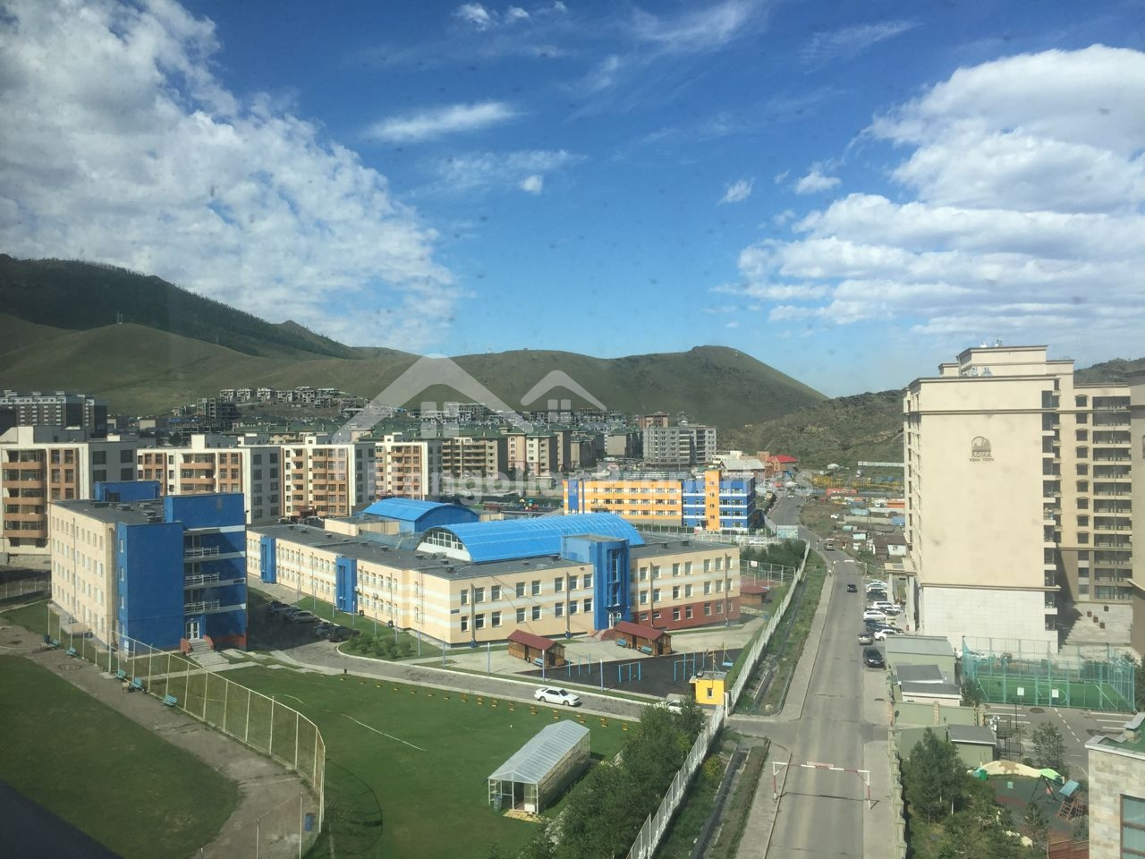 Fresh Air! Brand new 3 bedroom apartment is for rent in Enkhjin complex
